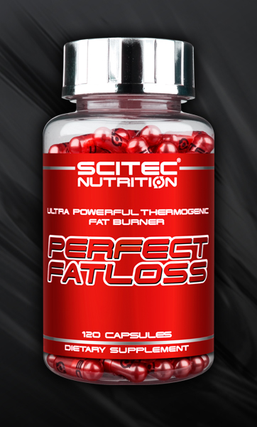 Perfect FATLOSS 120 kaps�l